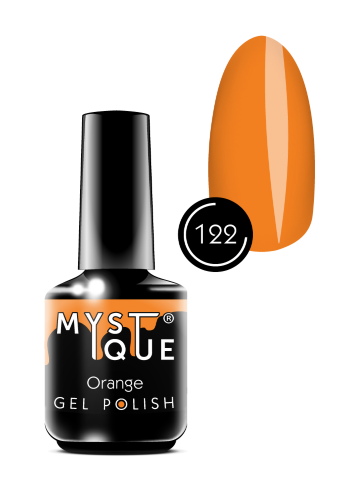 Gel Polish #122 «Orange»