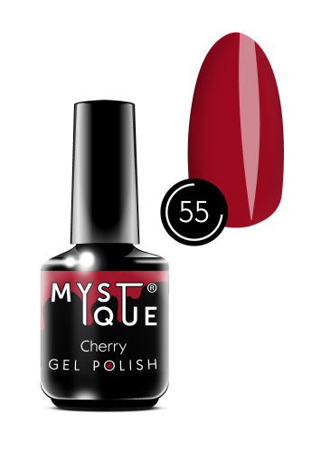 Gel Polish #55 «Cherry»