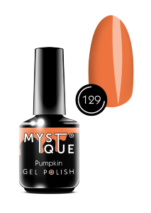 Gel Polish #129 «Pumpkin»