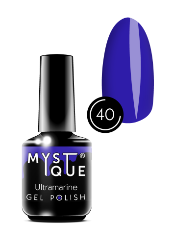 Gel Polish #40 «Ultramarine»
