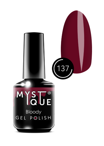 Gel Polish #137 «Bloody»