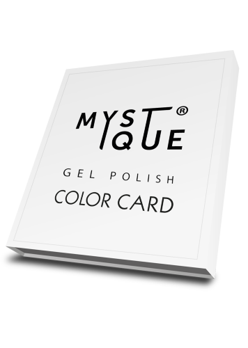 Gel Color Card Mystique™