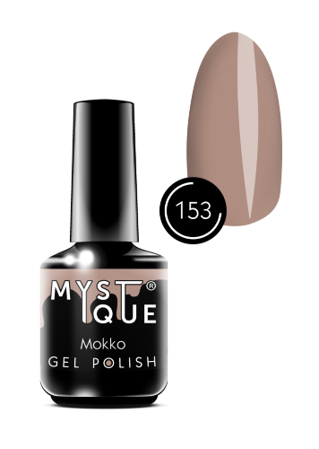 Gel Polish #153 «Mokko»