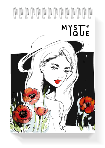 Note Book by Mystique™