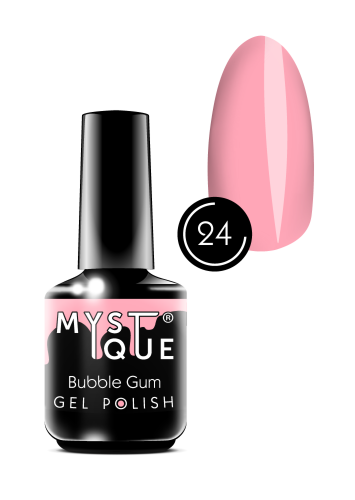 Gel Polish #24 «Bubble Gum»