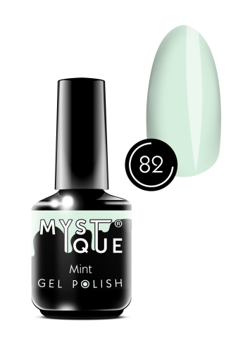 Gel Polish #82 «Mint»