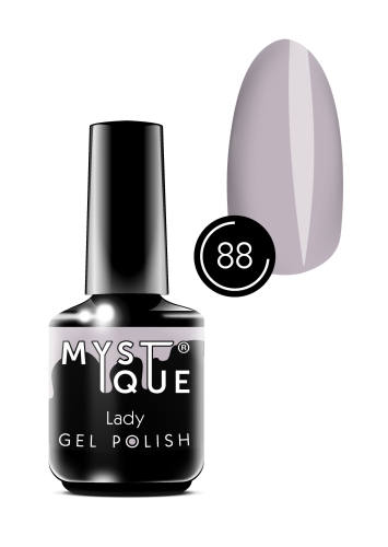 Gel Polish #88 «Lady»